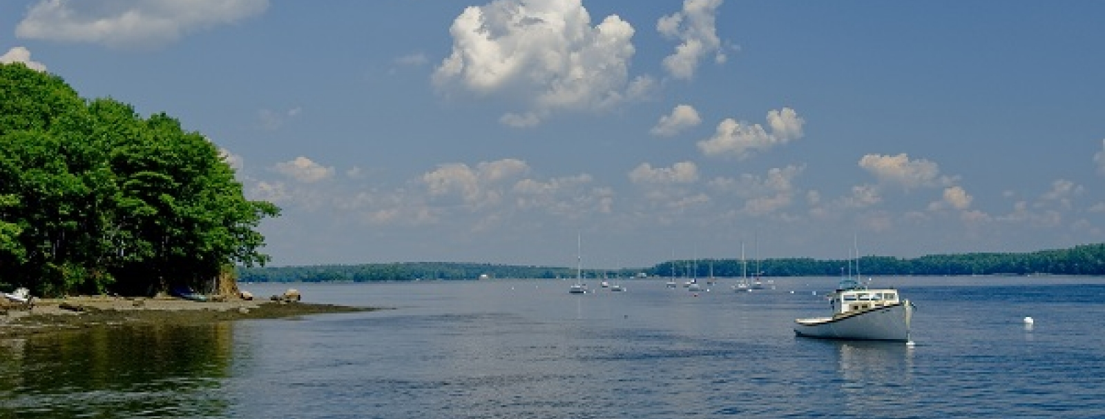 boats on Great Bay